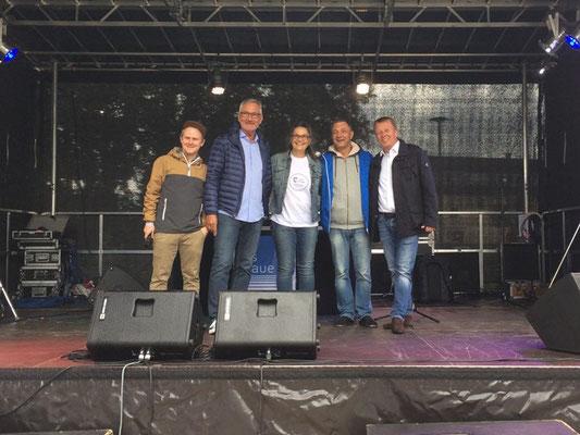 Eröffnung Lion Town Festival 2018