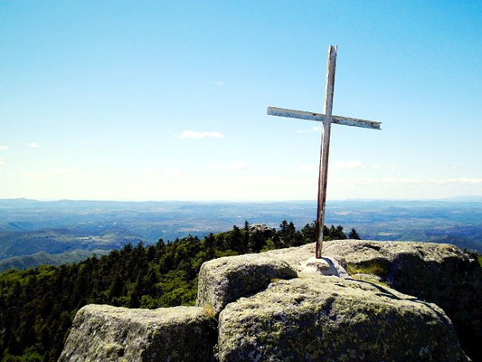 Croix du Saint Guiral
