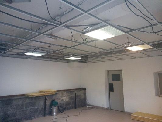 salle de restaration