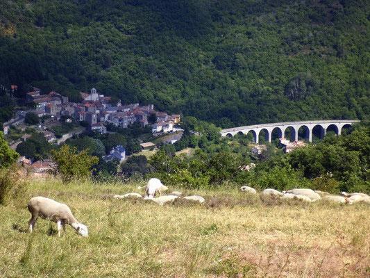 petit village d'Arrigas