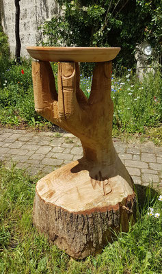 Foto: Wildbrenner - Chainsawcarving