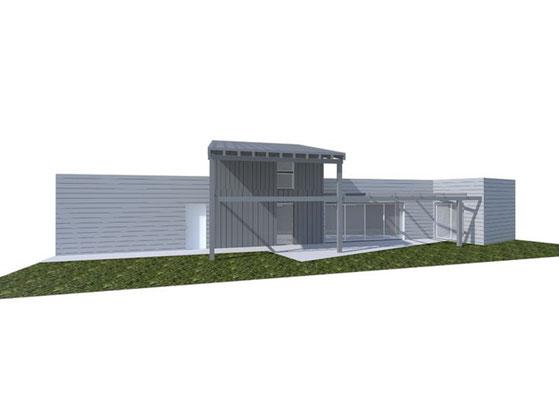 Maison R - Perspective