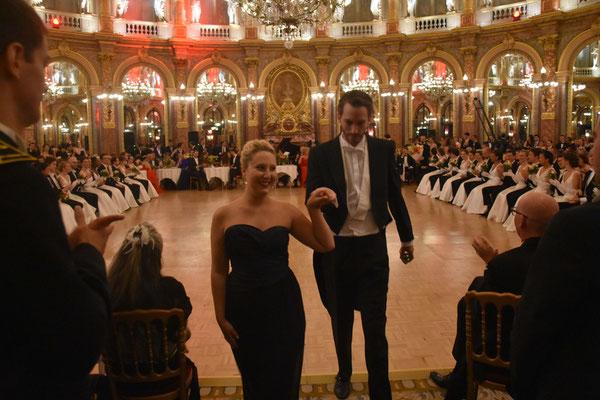 Crédit: Benjamin Rémon, Grand Hôtel Intercontinental, Bal des Parisiennes 2017