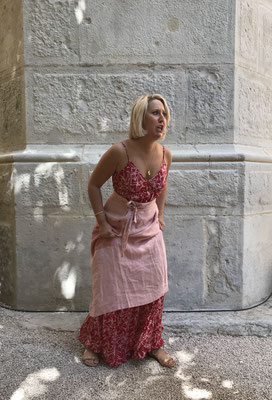 Rôle de Ginette, Opéra De-Ci De-Là, Aix en Juin, Festival d'Aix en Provence 2019