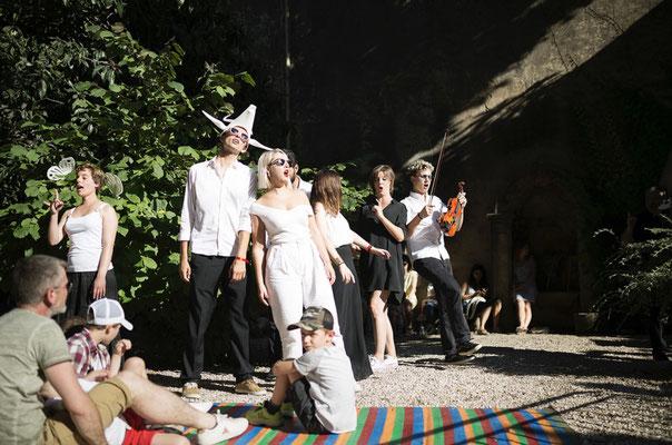 Didon et Enée, Festival d'Aix en Provence, 2018
