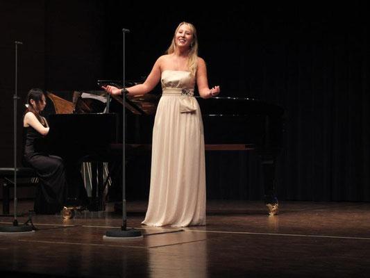 Concours International de chant Nei Stëmmen, Luxembourg, 2012