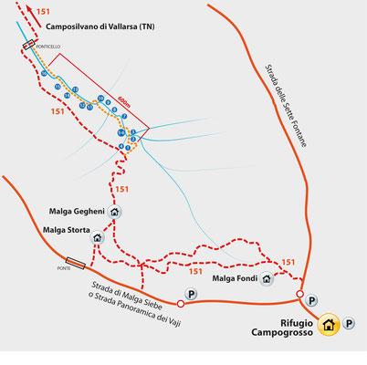 mappa della valle (Lorenzo Livio Sgreva)