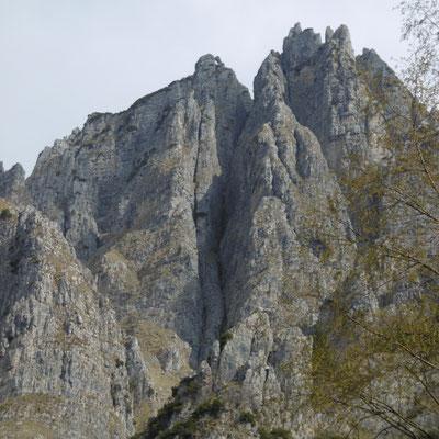 CAMINO DI S. ANTONIO (ben visibile dalla S.S. del Pasubio già dal paese di S. Antonio)