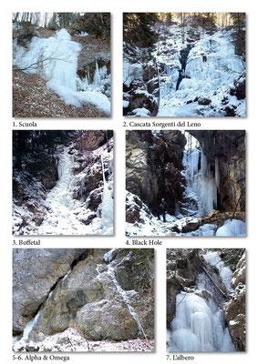 Didascalia fotografica cascate  (Lorenzo Livio Sgreva)