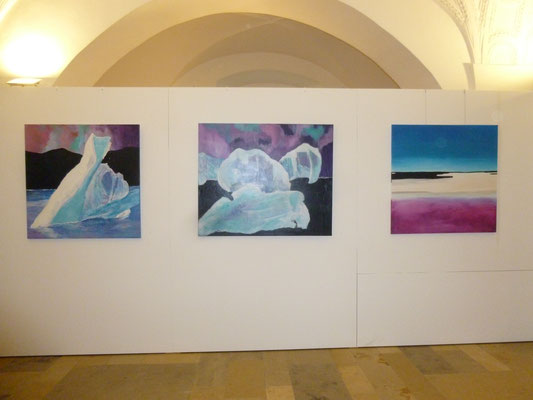 Arbeiten von Barbara Reule