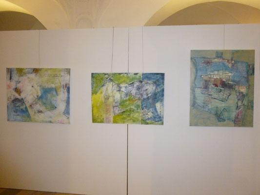 Arbeiten von Wolfgang Schneider