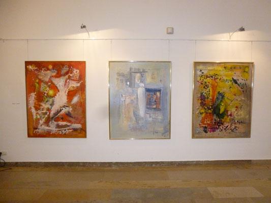 Arbeiten von Ursula Lachner