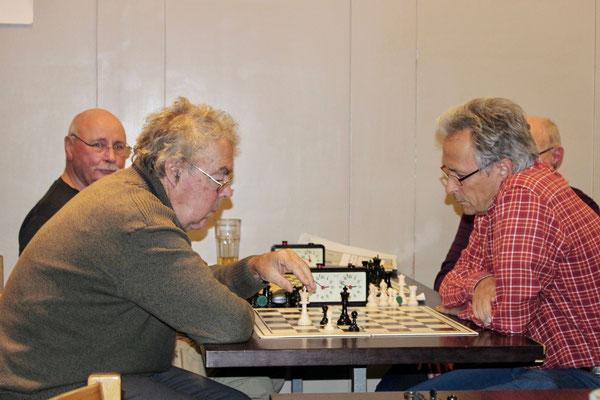 Hans Bol, Emil Müller, Reto Egger