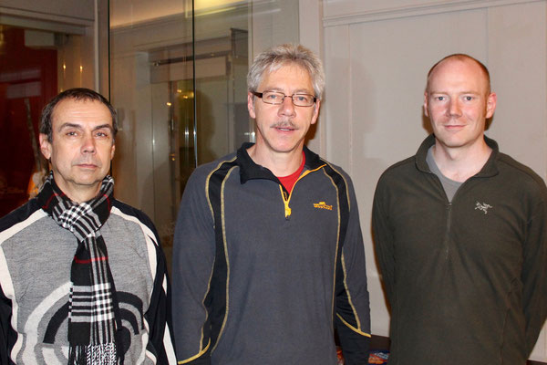 Markus Meienhofer (3.), Ingo Klaus (1.), Sebastian Gattenlöhner (2.)