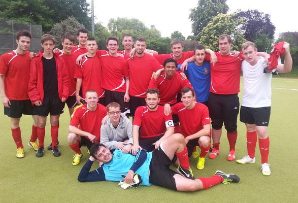 Relegation 2014/15