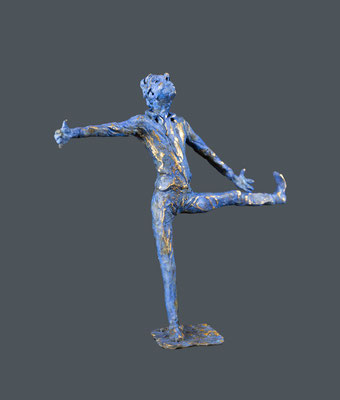 "Bronze ""Georges"" • 29x29cm"