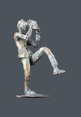 "Bronze ""Paul"" • 19x12cm"