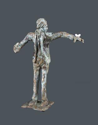 "Bronze ""Jules"" • 21x17cm"