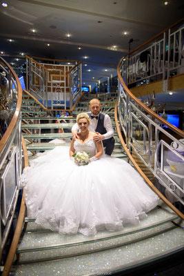 Heiraten auf Kristallkönigin an der Donau Regensburg