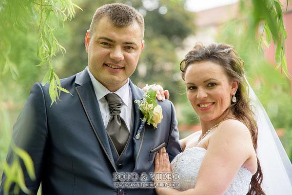 Fotografie von Hochzeit in Amberg