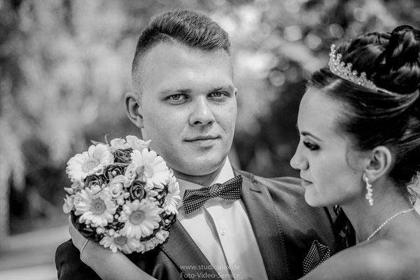Hochzeitsfotografie in Deggendorf