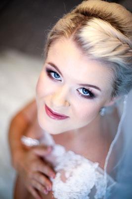 Die schöne Braut Christina