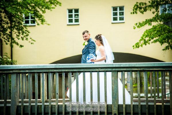 Hochzeitsreportage in Oberpfalz