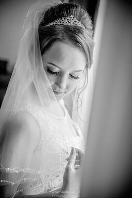 Die Braut Victoria aus Burglengenfeld