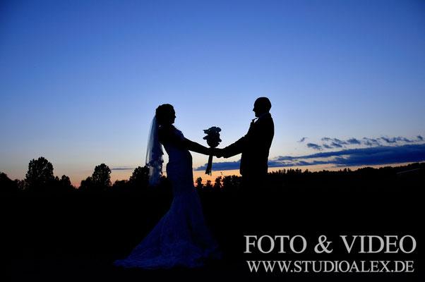 Hochzeitsfotos in Straubing und Deggendorf