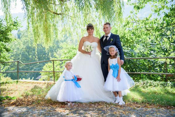 Hochzeitsfoto Familienfoto Ingelfingen