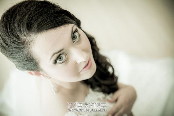 schöne Brautfoto