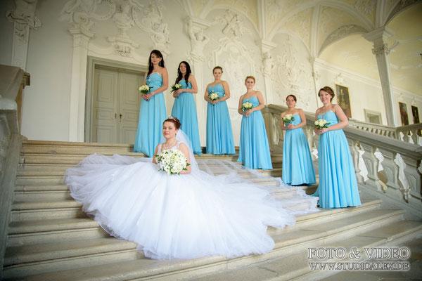 kreative Hochzeitsbilder Ansbach