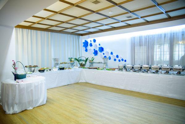 Partyservice Phönix Hochzeit im Landgasthof Frauenberg Brunn
