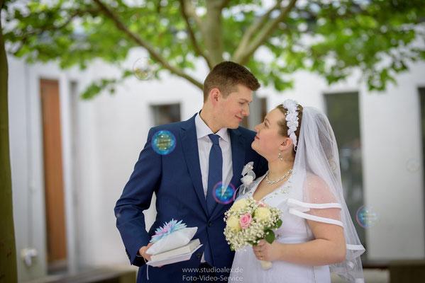 Hochzeitsfotos in Schwandorf und Umgebung