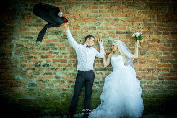 Hochzeitsfotografie Straubing