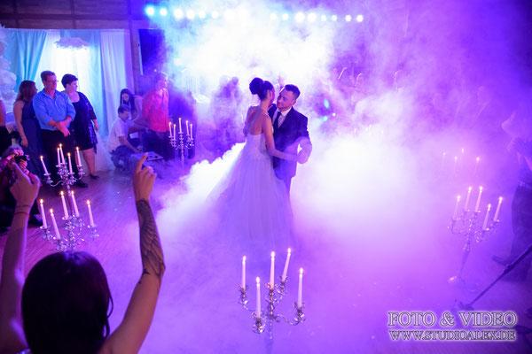 Russische Musikgruppe & Tamada für Hochzeit in Eventhalle Fürth