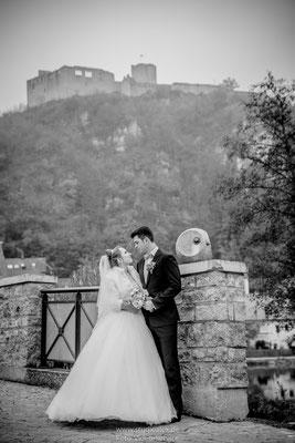 Fotoshooting mit Hochzeitsfotograf Alexander Dechant in Burglengenfeld
