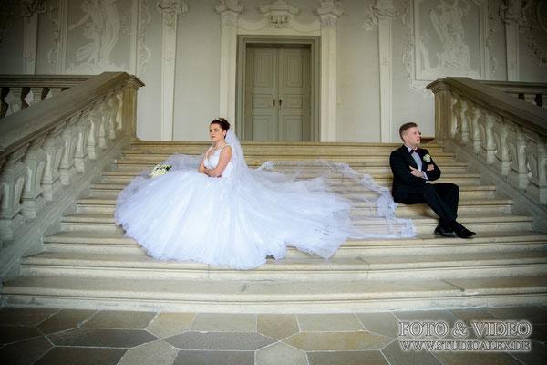 lustige  Hochzeitsbilder Ansbach