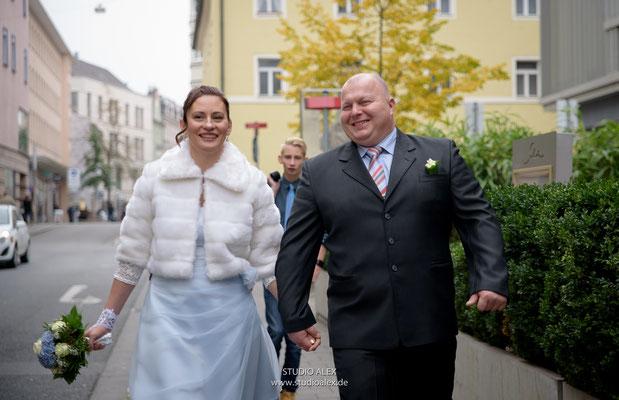 Hochzeitsfotograf Studio Alex in Regensburg