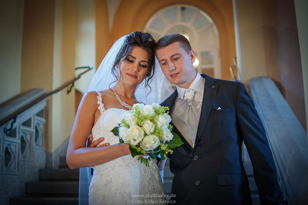 Kreative Hochzeitsfotos Fürth