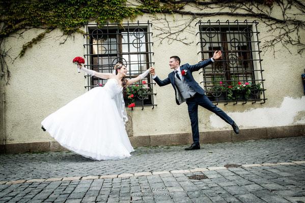 kreative Hochzeitsfotos Weiden in der Oberpfalz