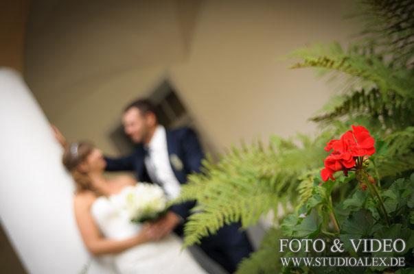 Hochzeitsfotograf schloss Guteneck