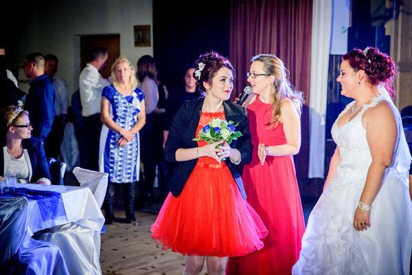 Hochzeit mit der russischen Musikband Nigth in Amberg