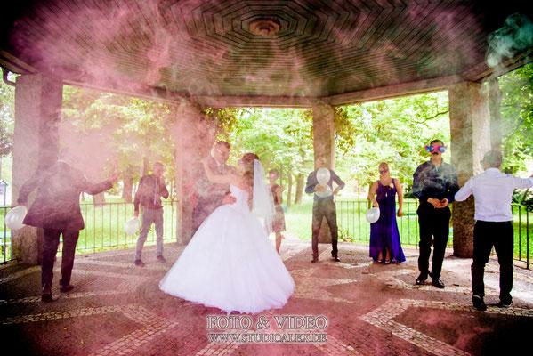 unglaubliche Hochzeitsfotos