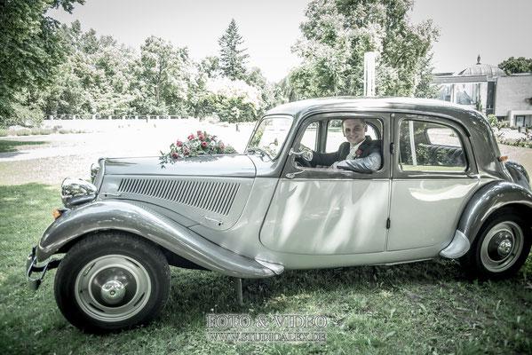 Hochzeitsauto Regensburg
