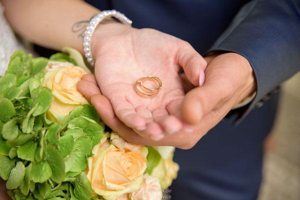 Foto von Hochzeitsringe