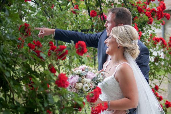 Hochzeitsfotografie in Schorndorf gut Hötzing bei Cham Oberpfalz Bayern