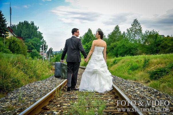 Hochzeitsbilder in Amberg Oberpfalz Bayern