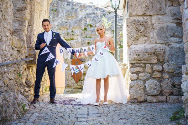 Ideen für die Hochzeitsbilder in Laaber