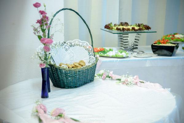 Profi Köche für die Hochzeit